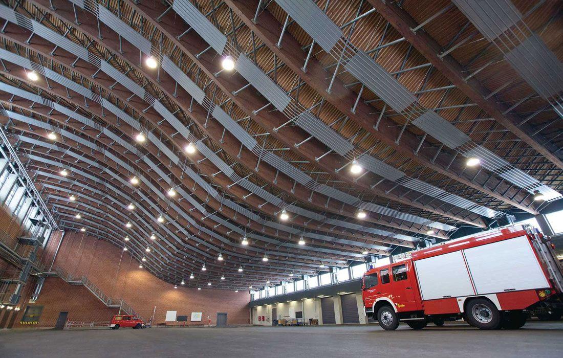 Hallenbeleuchtung Ihr Elektriker in Düsseldorf Thomas