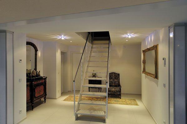 Turbo Beleuchtung: Lichtinspiration Einfamilienhaus - Ihr Elektriker in CH05
