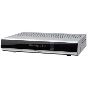 UFSconnect 916si Twin-DVB-S-Receiver HDTV, WLAN in