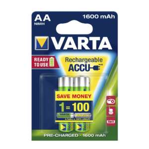 Varta Rechargeable Long Accu Ready2Use